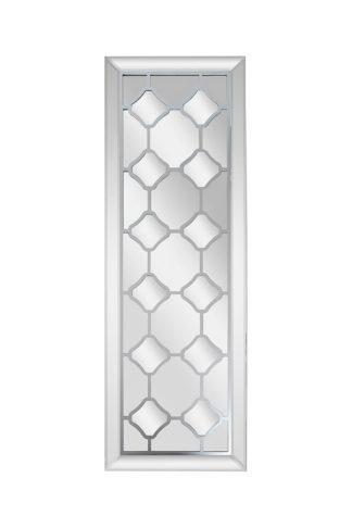 50SX-19006/1 Зеркало прямоугольное с узором