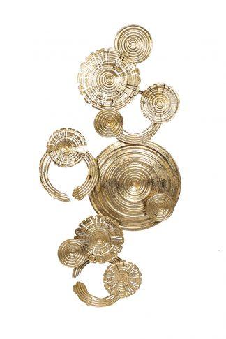 37SM-0642 Панно декоративное «Золотые кр...