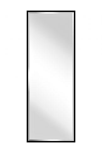 KFG076 Зеркало прямоугольное в черной раме 60...